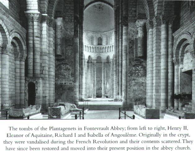 Fontevrault_Plantagenet_tombs