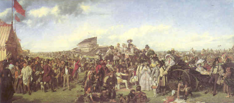 Frith_The_Derby_Day_1856-8