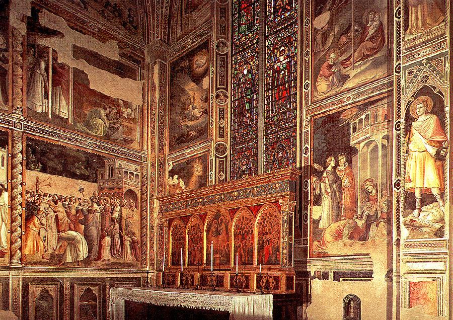 Gaddi_Baroncelli_Chapel_S_Croce_Florence_c1328