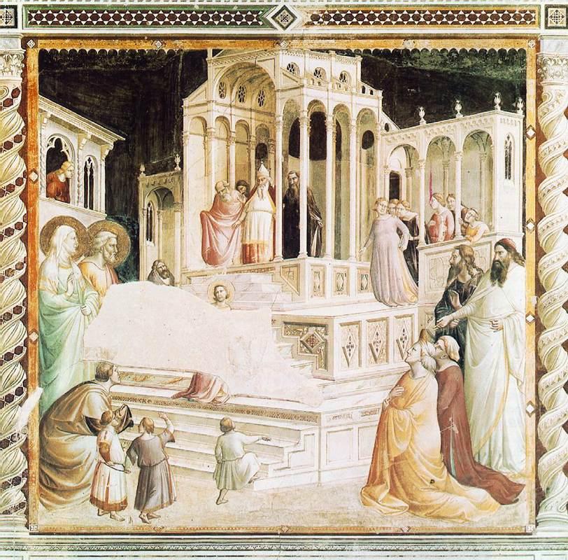 Gaddi_Florence_Presentation_of_the_Virgin_Santa_Croce