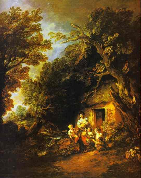 Gainsborough_The_Cottage_Door_1780