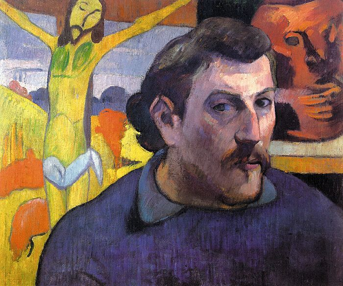 Gaugin_Self-Portrait_with_the_Yellow_Christ_1889-90