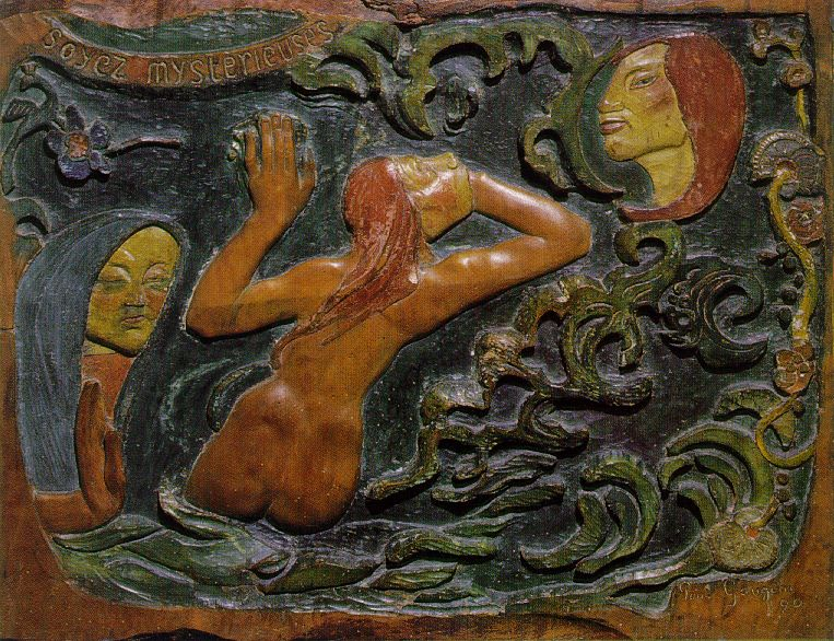 Gauguin_Be_Mysterious_1890