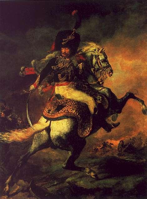 Gericault_The_Charing_Light_Cavalryman_1812