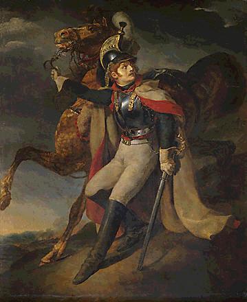 Gericault_The_Wounded_Heavy_Cavalryman_1814