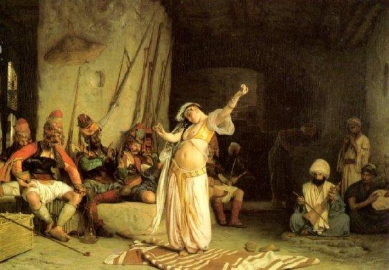 Gerome_Dance_of_the_Almah_1863