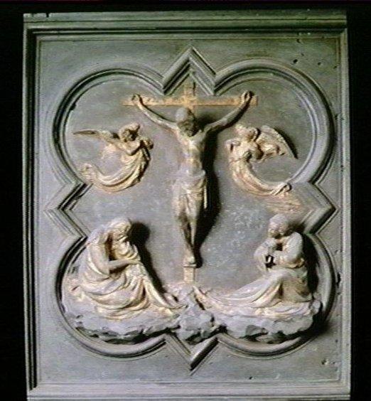 Ghiberti_Crucifixion