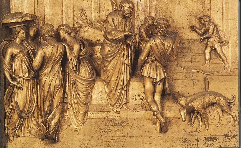 Ghiberti_Isaac_scene_2nd_doors