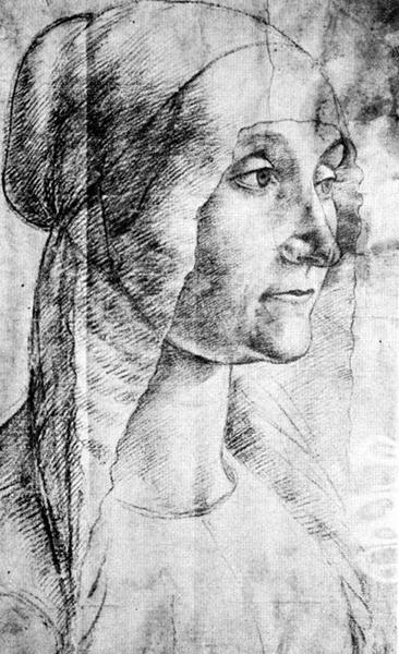 Ghirlandaio_drawing