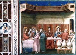 Giotto_Arena_Chapel_Wedding_at_Cana