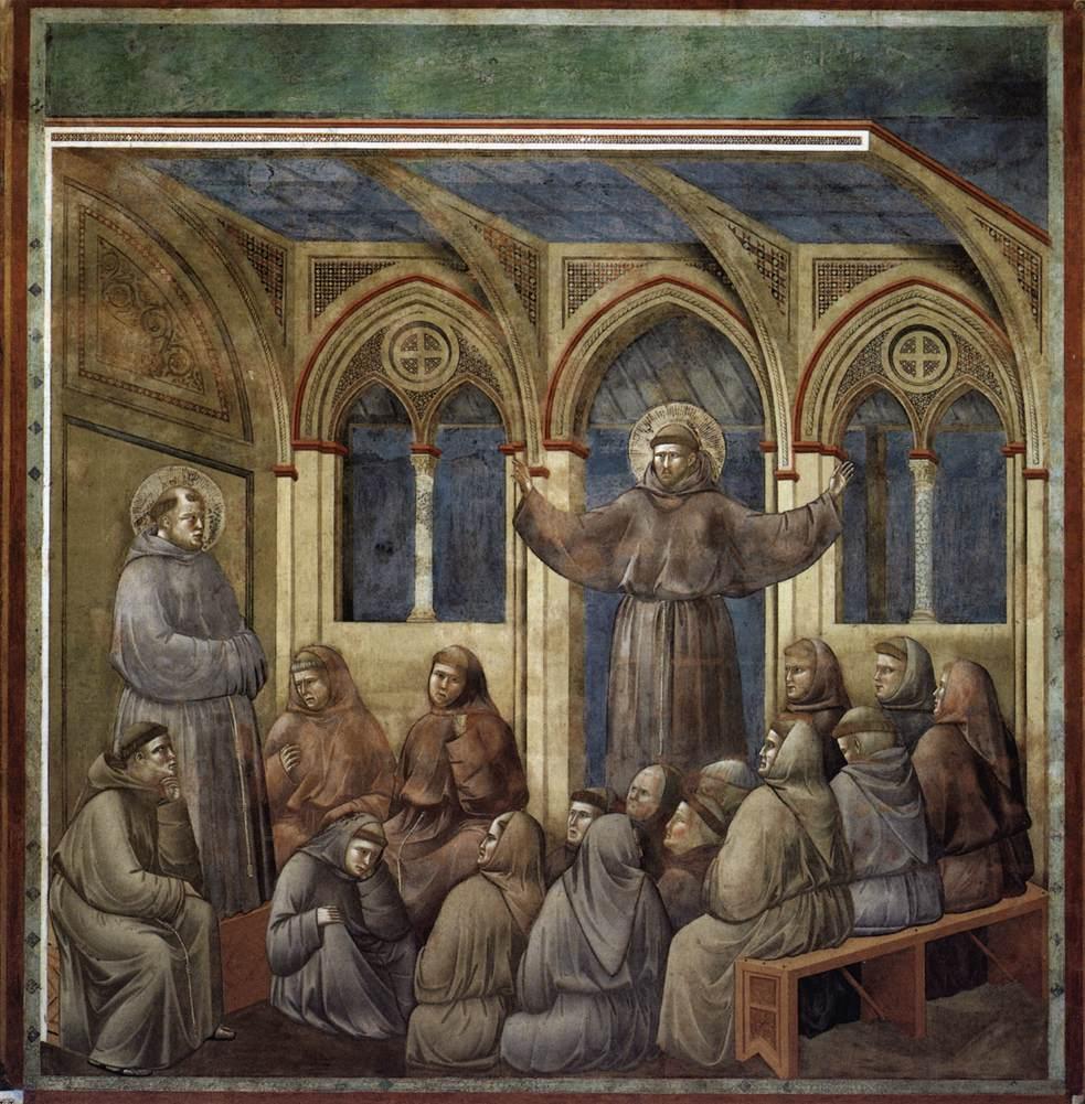 Giotto_Assisi_upper_church_Apparition_at_Arles