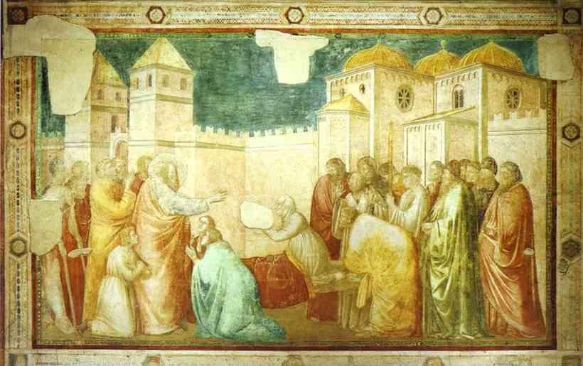Giotto_Florence_Peruzzi_Chapel_Raising_of_Drusiana