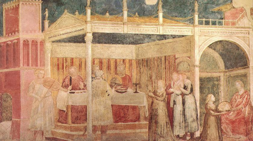 Giotto_Peruzzi_Chapel_Feast_of_Herod_1320
