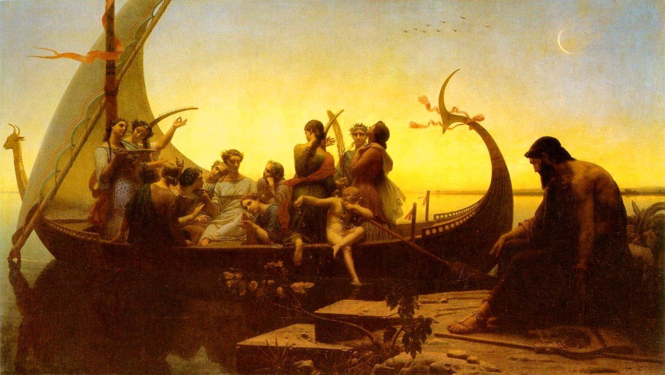 Gleyre_Evening_1843