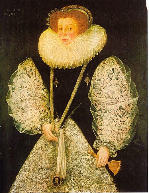 Gower Mary Cornwallis c1575