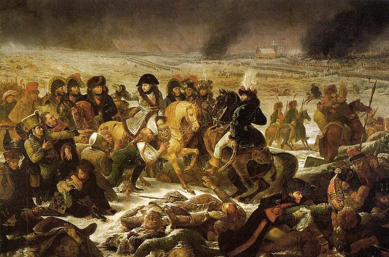 Gros_Napolean_on_the_Battlefield_of_Eylau_1807