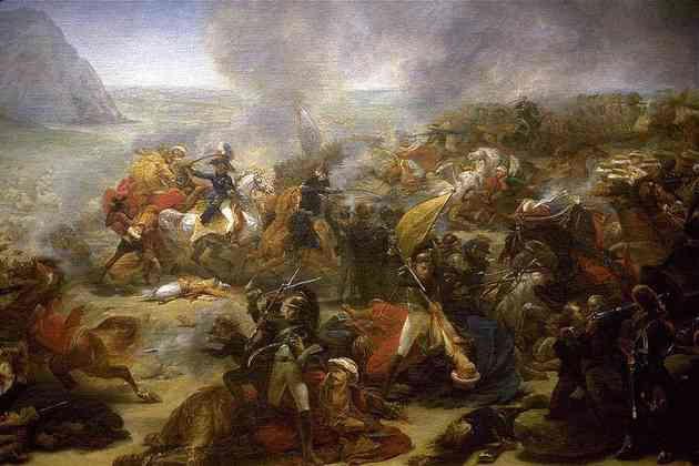 Gros_The_Battle_of_Nazareth_1801