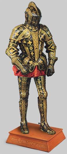 Halder Earl of Cumberland c1590