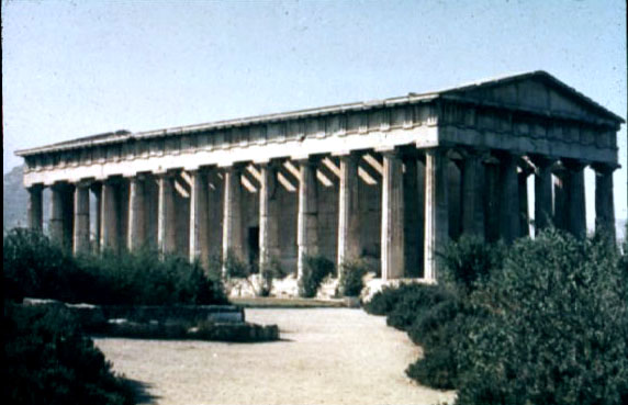 Hephasteion_Athens_Doric