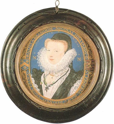 Hilliard Alice Hilliard 1578