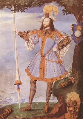Hilliard, Earl of Cumberland, 1590
