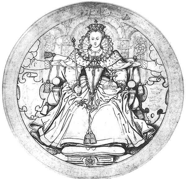 Hilliard Great Seal of Ireland