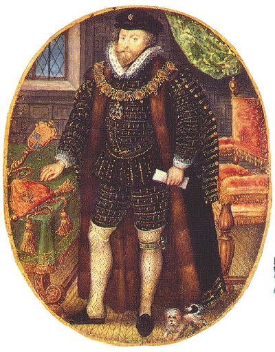Hilliard Sir Christopher Hatton 1580s