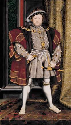 Holbein after Henry VIII 16thC Walker