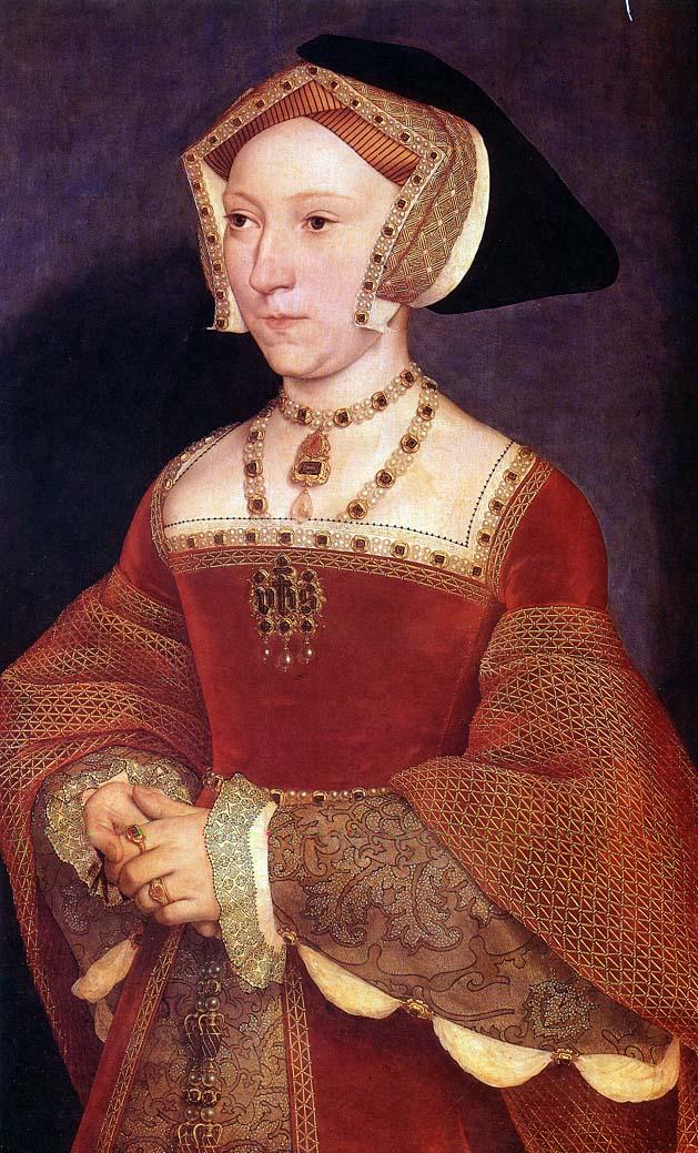Holbein Jane Seymour c1536