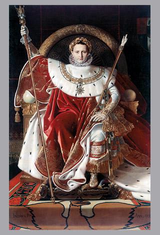 Ingres_Napoleon_on_the_Imperial_Throne_1806