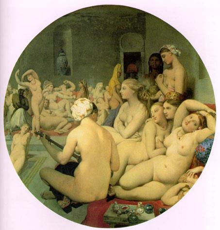 Ingres_The_Turkish_Bath