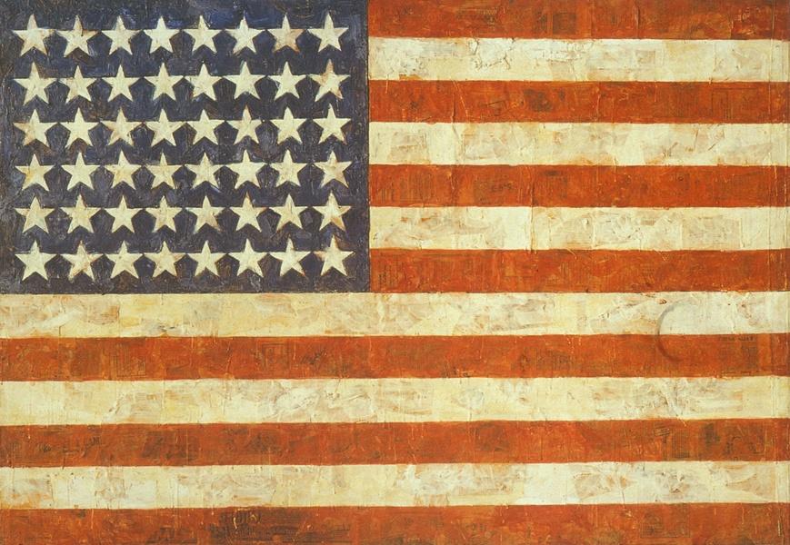 Johns_Flag_1954-5