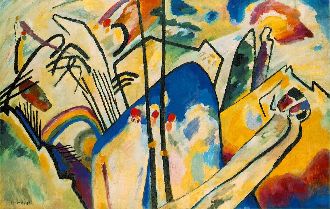 Kandinsky_Composition_IV_1911
