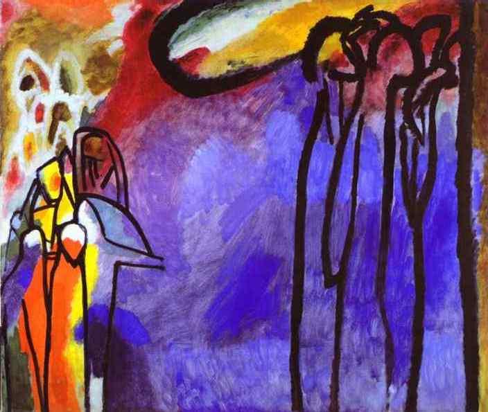 Kandinsky_Improvisation_19_1911