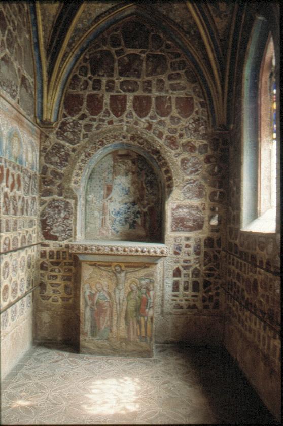 Karlstein_Castle_Chapel