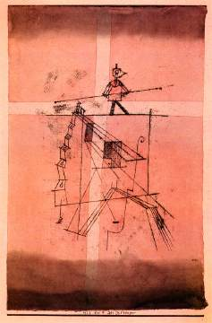 Klee_The_Tightrope_Walker_1923