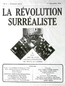 La_Revolution_Surrealiste_December_1924