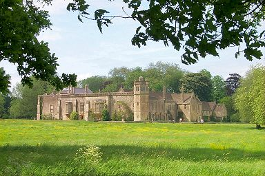 Lacock Abbey Wiltshire renovated 1540-53