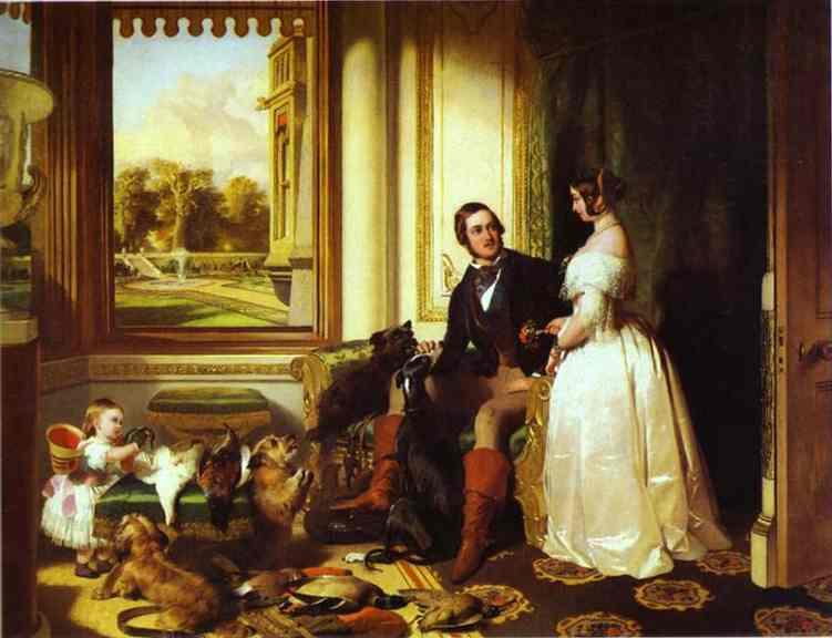 Landseer_Windsor_Castle_in_Modern_Times_1841-5