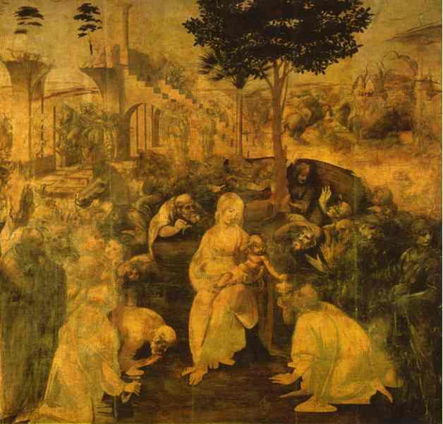 Leonardo_Adoration_of_the_Magi_1481-82
