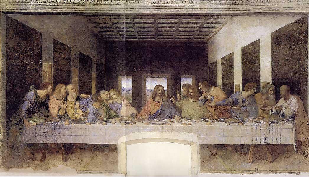 Leonardo_Last_Supper