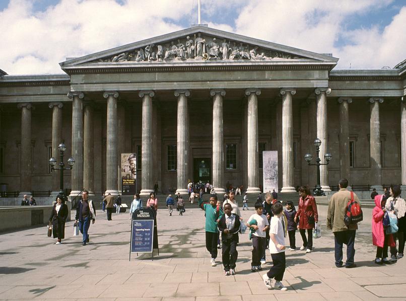 London_British_Museum_Robert_Smirke