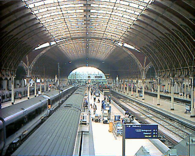 London_Paddington_Station