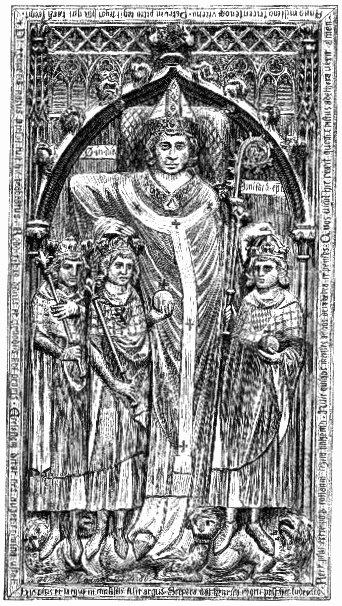 Mainz_cathedral_Archbishop_Peter_van_Aspelt