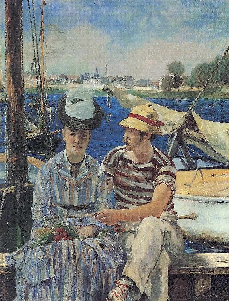 Manet_Argenteuil_1874