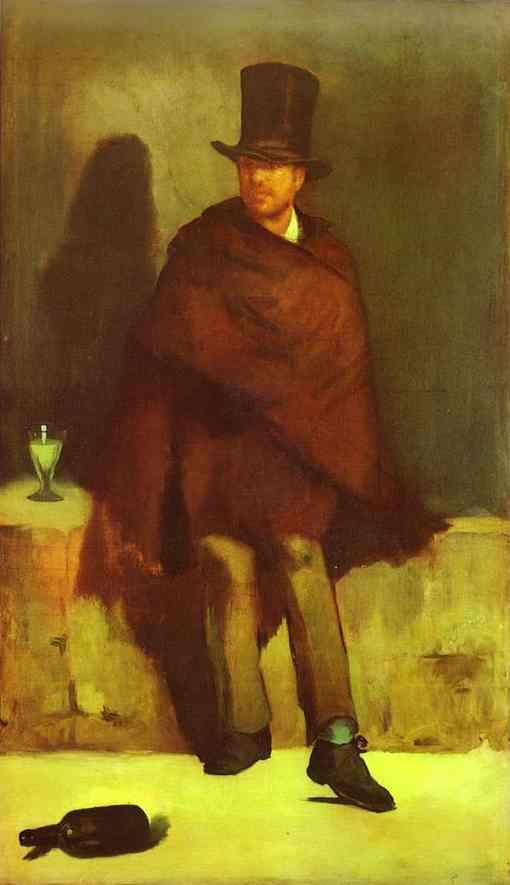 Manet_The_Absinthe_Drinker_1859