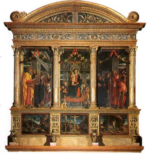 Mantegna_S_Zeno_altarpiece_1459