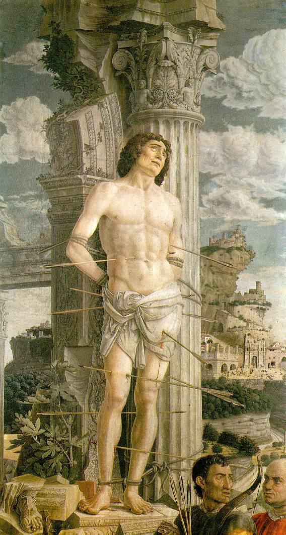 Mantegna_St_Sebastian_1470