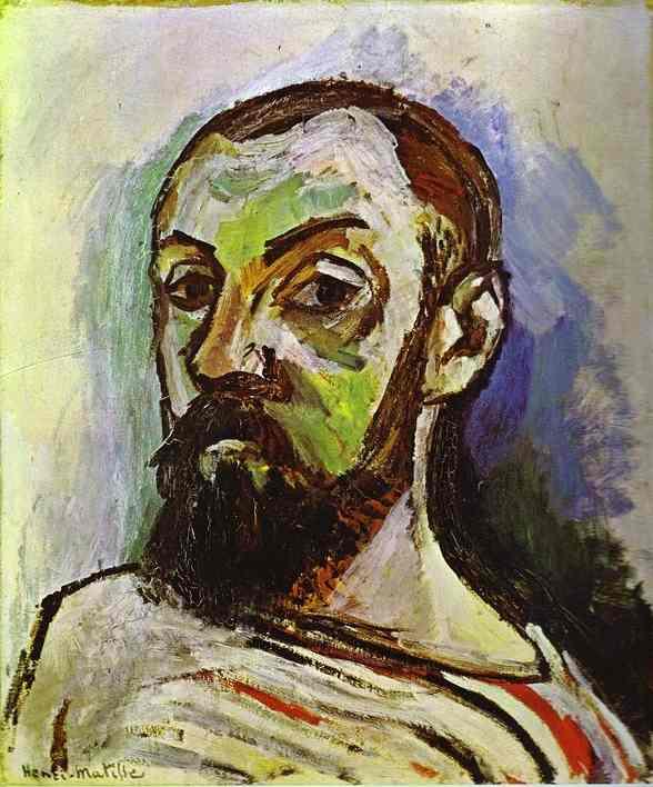 Matisse_Self-Portrait_in_a_Striped_T-Shirt_1906