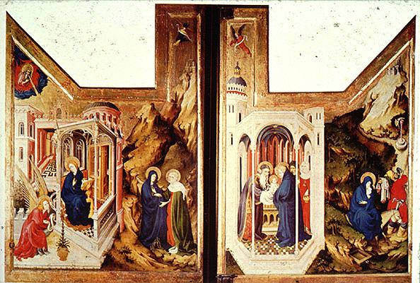 Melchior_Broederlam_Champmol_altarpiece_1394